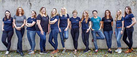 Das Sprechfreude-Team