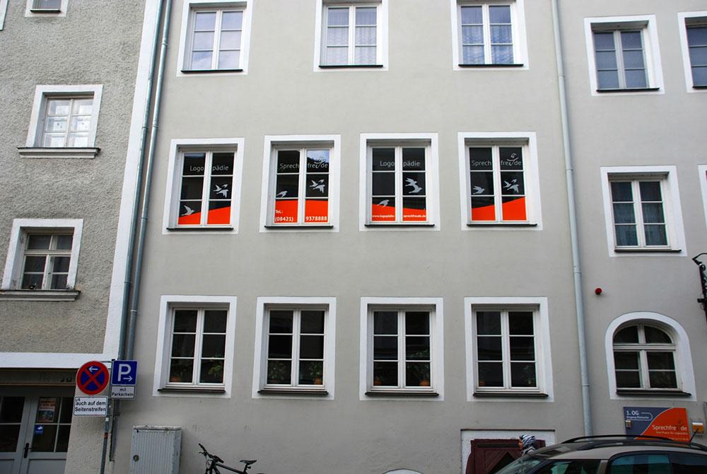 Hausfront Westenstraße